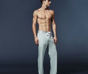 lacoste, male model, and shirtless image