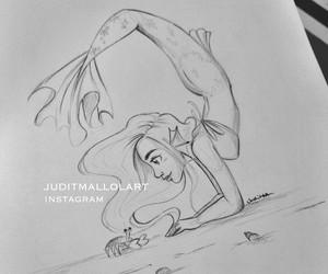 mermaid and instagram image