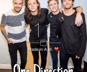 onedirection, love, and 11days image