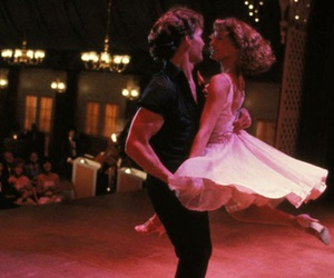 dirty dancing, movie, and 80s image