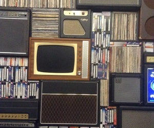amazing, records, and speakers image