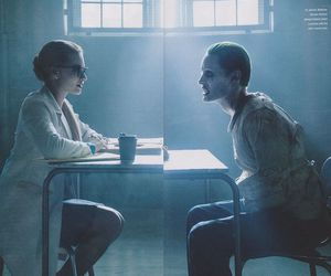 jared leto, harley quinn, and suicide squad image