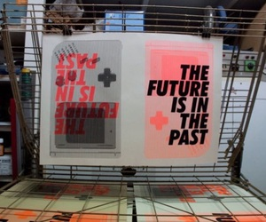 future, life, and past image