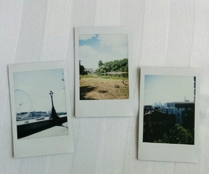 hipster, london, and polaroid image