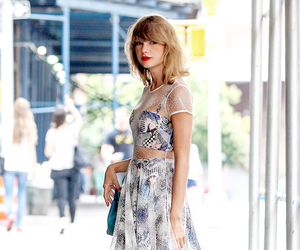 Taylor Swift, beauty, and dress image