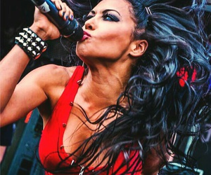 beauty, music, and butcher babies image