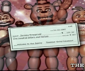 fnaf 2 and five nights at freddy's 2 image