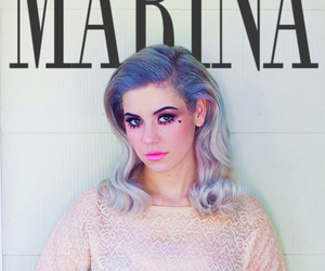 diamonds, marina, and marina and the diamonds image