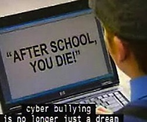 school, 90s, and cyber image