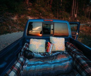 grunge, indie, and truck image