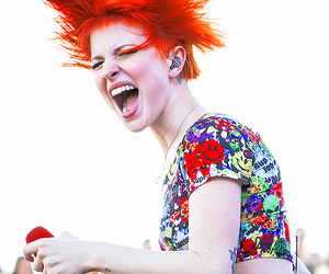 hayley williams, paramore, and bands image