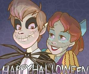 disney, Halloween, and peter pan image