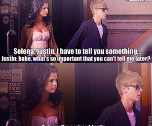 selena gomez, wizard, and justin bieber image