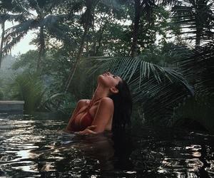 fashion, mist, and pool image