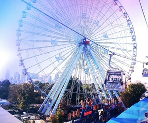 Dallas, ferris wheel, and texas state fair image