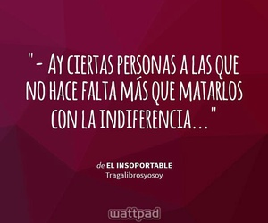 frase, wattpad, and totaly me image