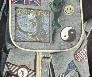 green day, bag, and grunge image