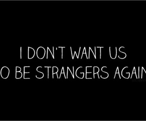 quotes, strangers, and love image
