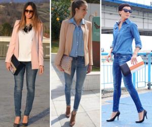 blazer, fashion, and style image