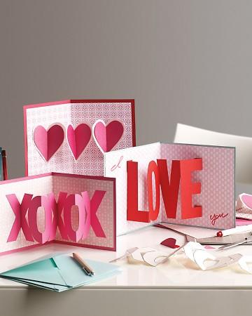 card, diy, and valentine image