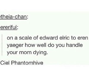 anime, funny, and edward elric image