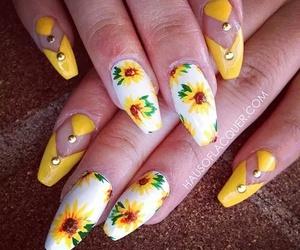 nails, beautiful, and tumblr image
