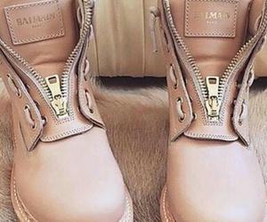 shoes, fashion, and Balmain image