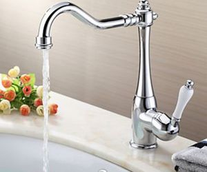 kitchen faucets, cheap faucets, and wholesale faucets image