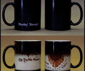 etsy, harry potter, and mischief managed image