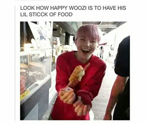 Seventeen, kpop, and woozi image