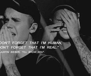 justin bieber, i'll show you, and purpose image