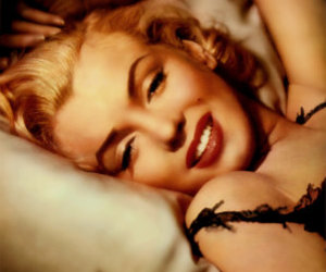 beauty, perfection, and Marilyn Monroe image