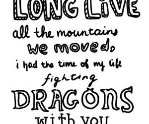 Taylor Swift, long live, and Lyrics image