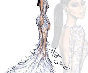 hayden williams, kim kardashian, and art image