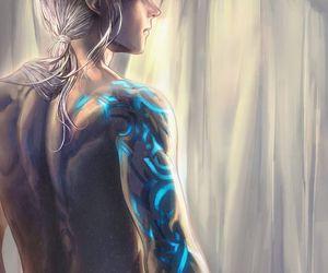 tattoo, rowan, and throne of glass image