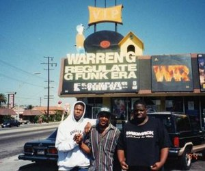 notorious b.i.g and warren g image