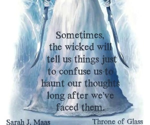 quotes, celaena, and throne of glass image