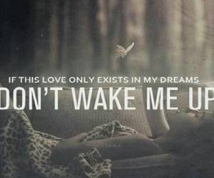 love, Dream, and quotes image