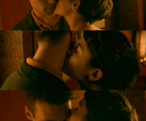 amelie, kiss, and movie image
