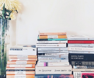 books, inspiration, and reading image