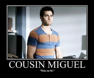 miguel, teen wolf, and tyler hoechlin image