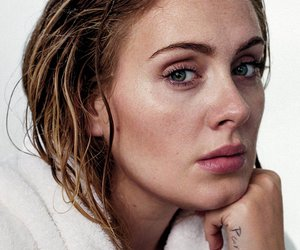 Adele, rolling stone, and magazine image