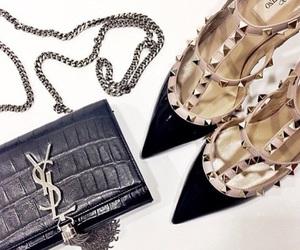 Valentino, bag, and YSL image