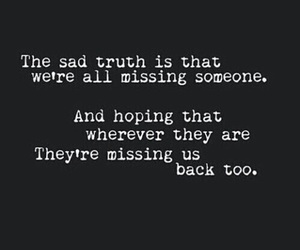 quotes, sad, and truth image