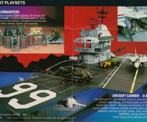 1980s, 80s, and aircraft carrier image