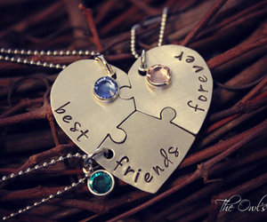 friendship and necklaces image