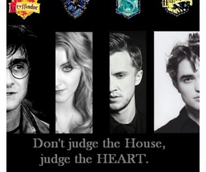 harry potter, hufflepuff, and draco malfoy image