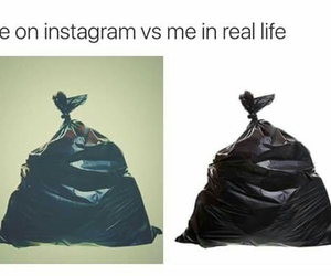 funny, lol, and instagram image