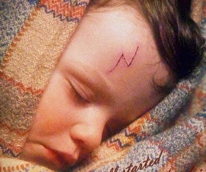 harry potter and baby image