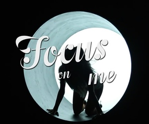 youtube, ariana grande, and focus on me image